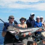 54kg Blue Marlin